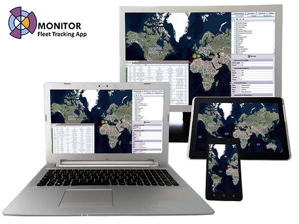 Monitor, Fleet Management System