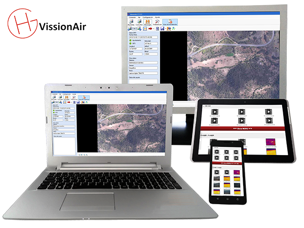 VissionAir, surveillance software
